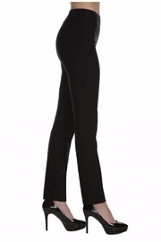 lisette L Solid Woven Pants - Front full body