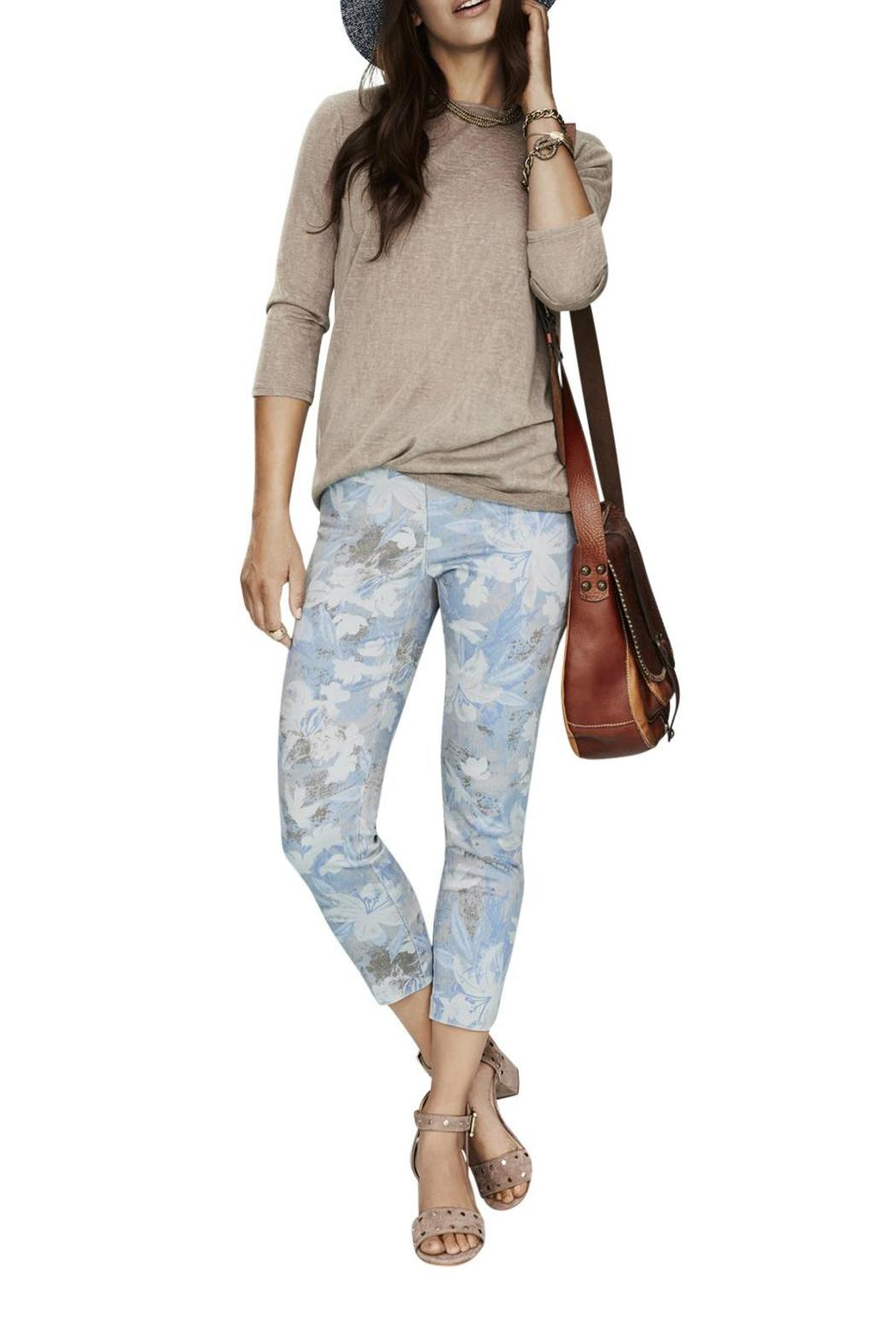 lisette L Woven Printed Pant - Main Image