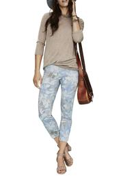 lisette L Woven Printed Pant - Front cropped