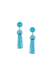 Lisi Lerch Beaded Tassel Earrings - Product Mini Image