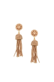 Lisi Lerch Latte Tassel Earring - Product Mini Image
