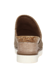Pierre Dumas Lisle-6 Flatform Wedge - Front full body