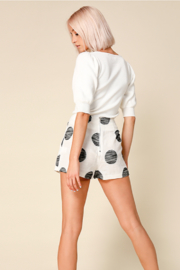 Line & Dot Lissi Skort - Side cropped