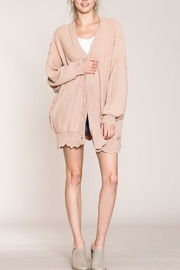 Listicle Button Down Cardigan - Product Mini Image