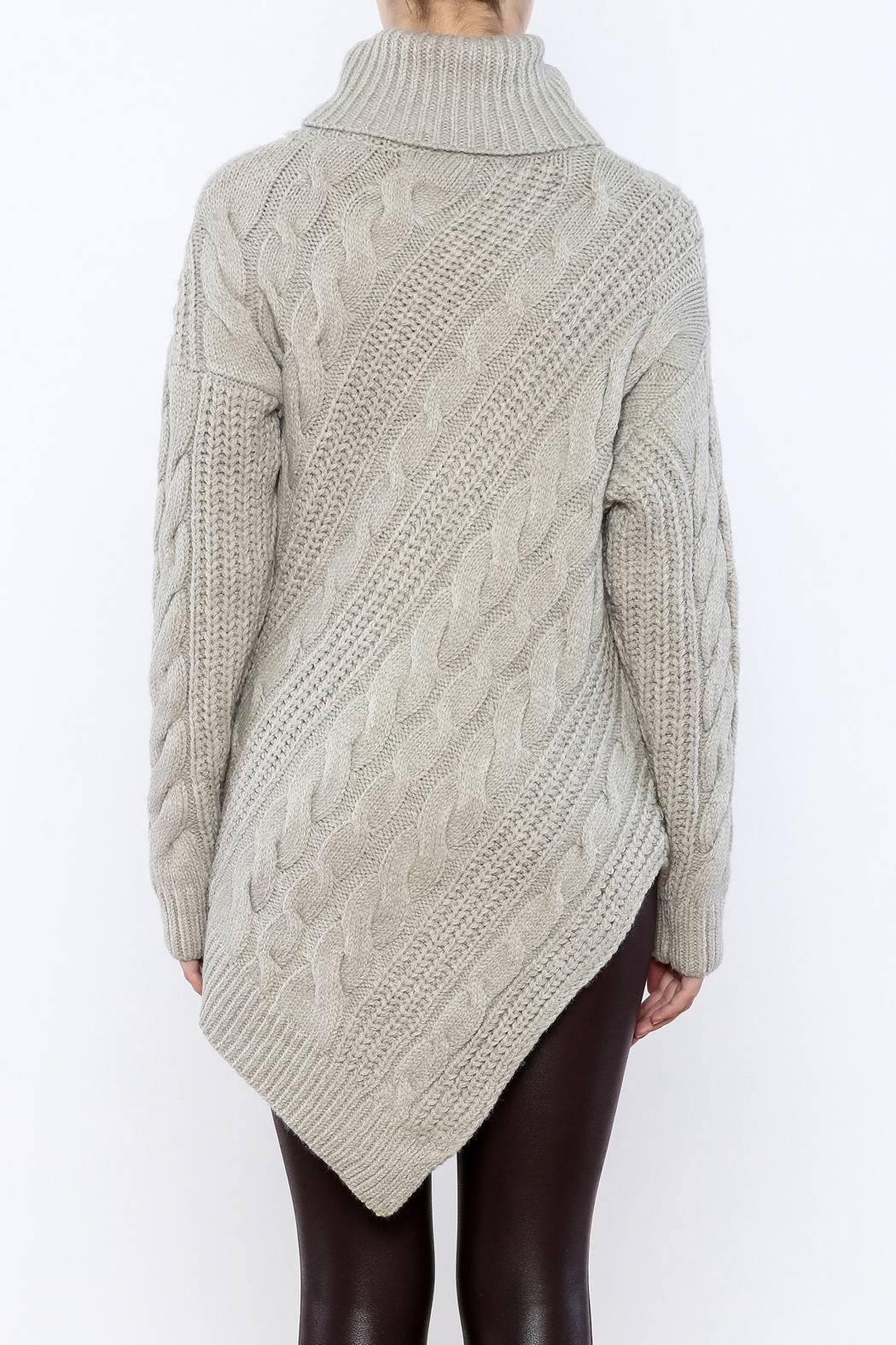 Listicle Chunky Turtleneck Sweater from Cleveland by High Pockets ...