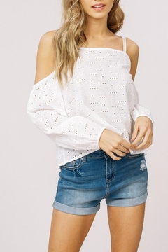 Shoptiques Product: Embroidery Top