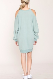 Listicle French Terry Dress - Other