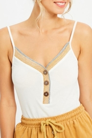 Listicle Good Life Tank - Back cropped