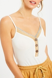 Listicle Good Life Tank - Side cropped