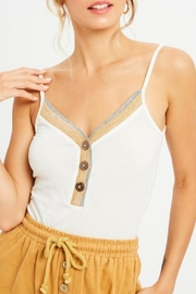 Listicle Good Life Tank - Front cropped