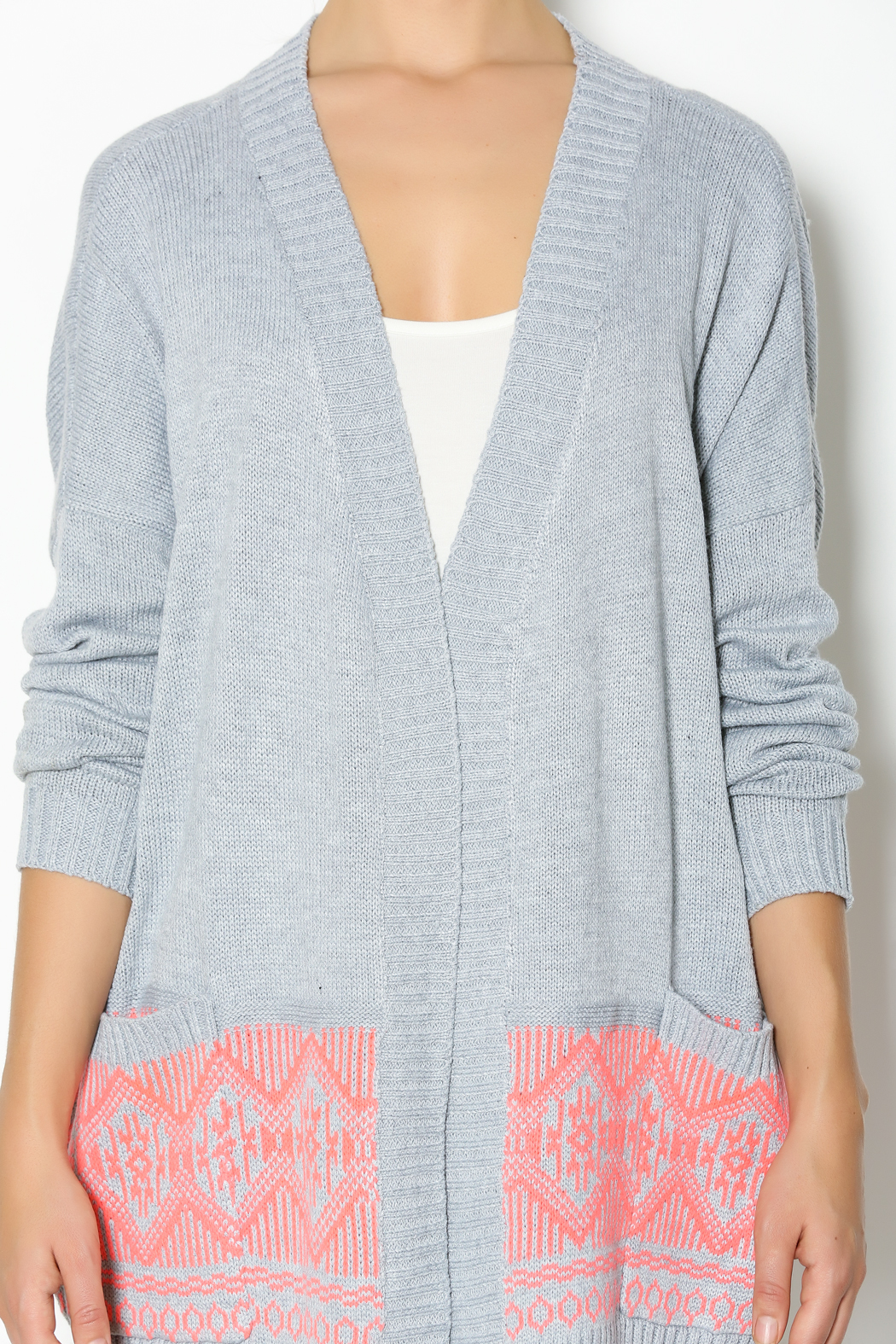 Listicle Jacquard Sweater from North Dakota by Brixxton ...