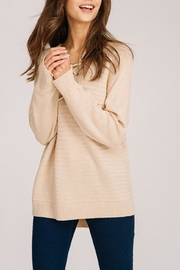 Listicle Long Pullover - Product Mini Image