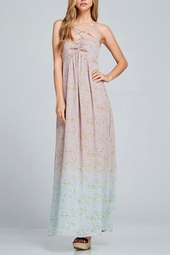 Shoptiques Product: Ombre Blush Maxi