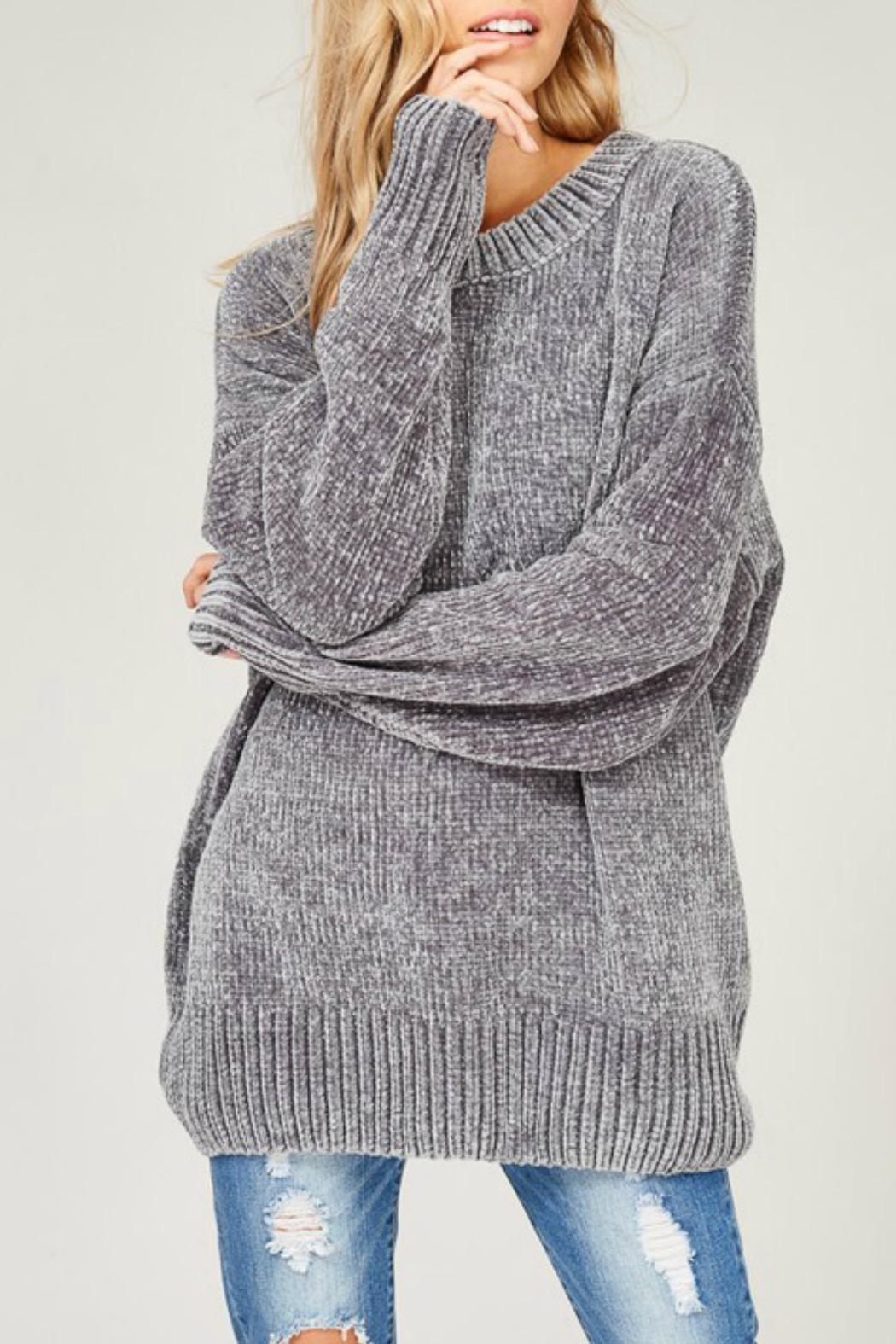 Free People V Neck Sweater
