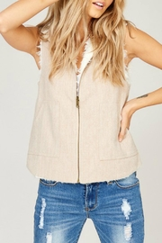 Listicle Reversible Vest - Other
