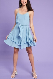 Listicle Sea Waves Dress - Other