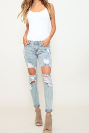 Listicle Sloan Skinny Jeans - Product Mini Image