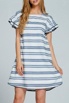 Shoptiques Product: Stripe Out Dress