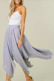 Listicle Stunning Handkerchief Skirt - Product Mini Image