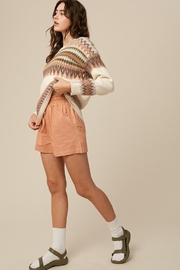 Listicle Super Soft Fair Isle Knit Sweater Jumper - Other