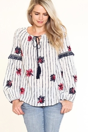 Listicle The Holloway Top - Product Mini Image