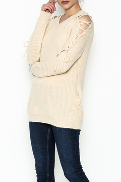 Shoptiques Product: Tied Up Sweater