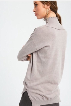 Listicle Two Piece Sweater - Alternate List Image