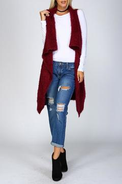 Shoptiques Product: Wine Waterfall Vest