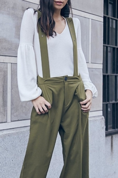 SAGE THE LABEL Lita Long-Sleeve Top - Product List Image