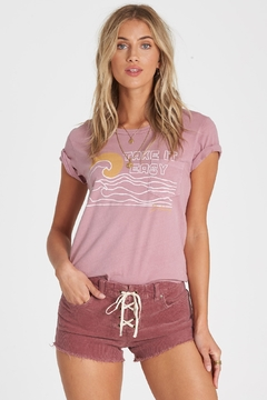Billabong LITE HEARTED CORD - Product List Image
