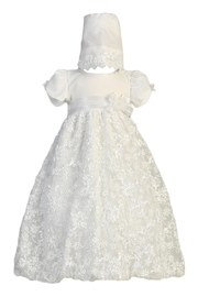 Lito Amber Christening Gown - Product Mini Image