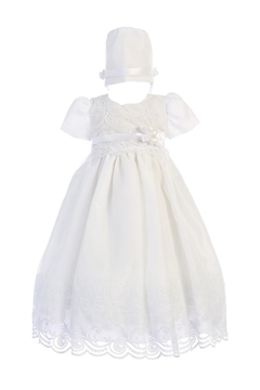 Lito Candice Christening Gown - Alternate List Image