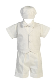 Lito Dexter Christening Outfit - Product Mini Image