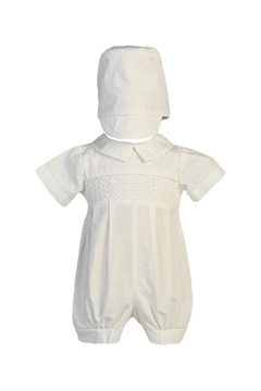 Lito Jeremy Christening Outfit - Product List Image