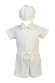 Lito Logan Christening Outfit - Product Mini Image