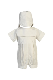 Lito Zachary Christening Outfit - Product Mini Image
