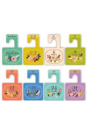 Lucy Darling Little Artist Closet Dividers - Front full body