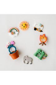 Lucy Darling Little Artist Teether - Side cropped