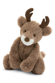 Jelly Cat Little Bashful Reindeer - Front cropped