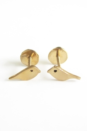 Malia Jewelry Little Bird Earrings - Front cropped