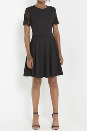 Soprano Little-Black Detail Dress - Product Mini Image