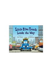 Houghton Mifflin Harcourt  Little Blue Truck Leads the Way - Product Mini Image
