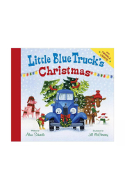 Houghton Mifflin Harcourt  Little Blue Truck's Christmas - Product Mini Image