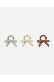 Rylee & Cru Little Bow Scrunchie Set - Front cropped