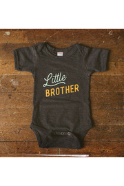 Sweetpea and Co. Little Brother Baby Bodysuit - Product Mini Image