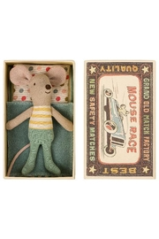 Maileg Little Brother Mouse - Front cropped