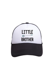 Tiny Trucker Little Brother Trucker Hat - Product Mini Image