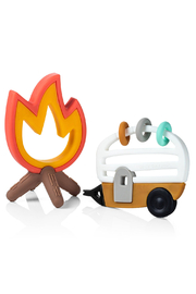 Lucy Darling Little Camper Teethers - Product Mini Image