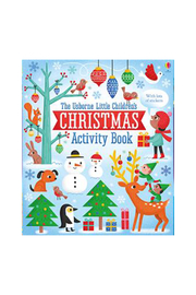 Usborne Little Children's Christmas Activity Book - Product Mini Image