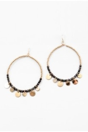 AL Boutique Little Circles Earrings - Product Mini Image
